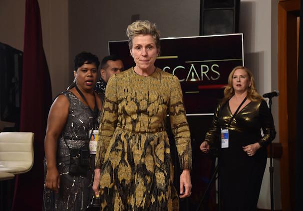 Oscars Frances McDormand