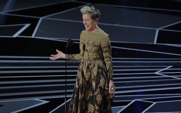 france mcdormand Oscars 607 1