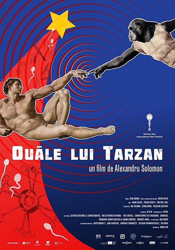 Tarzan's Testicles poster 607