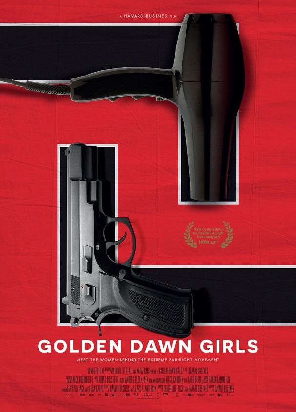 Golden Dawn Girls Poster 607