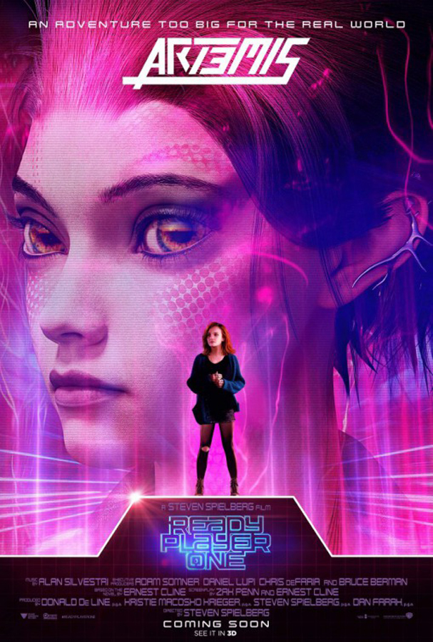 ready player one character poster 607