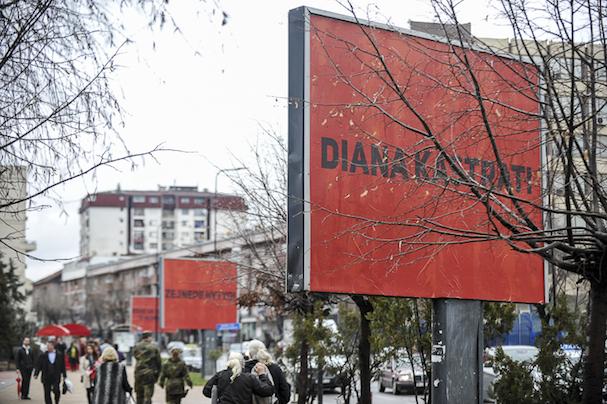Pristina Billboards