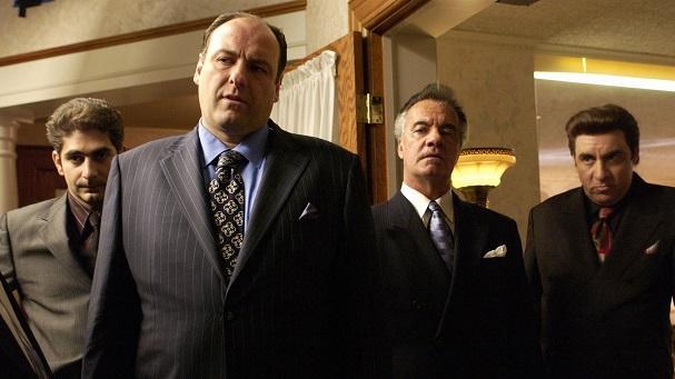 The Sopranos 607
