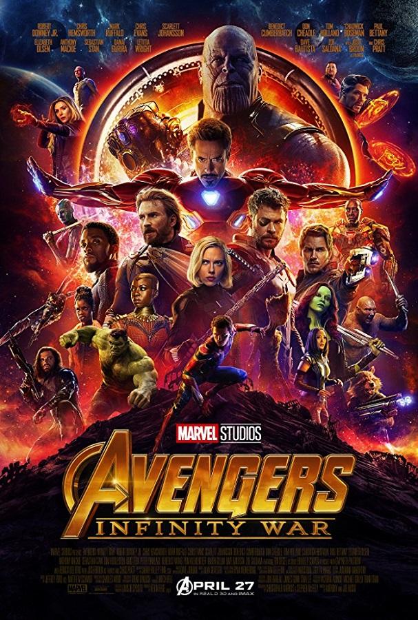 Avengers: Infinity War poster 607