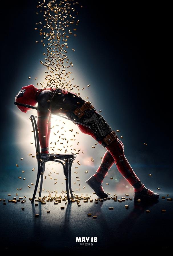 Deadpool 2 poster 607