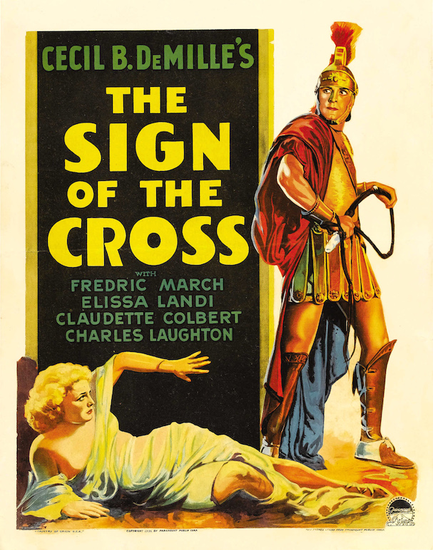 Sign of the Cross 607