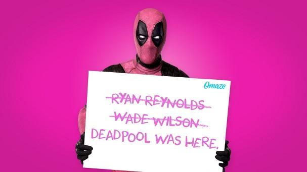 Deadpool fuck cancer 607