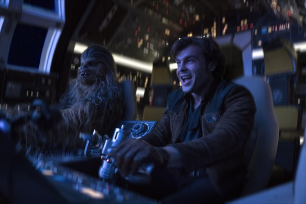 Solo: A Star Wars Story 607