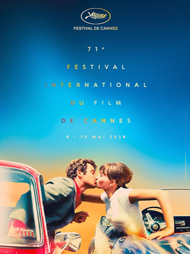Cannes 2018 poster 607