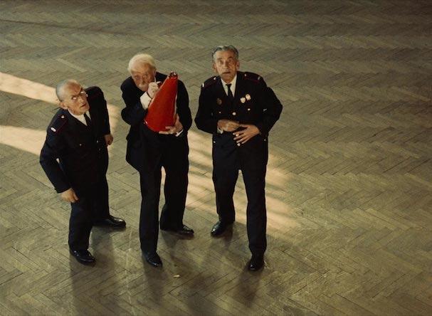 Firemen's Ball 607