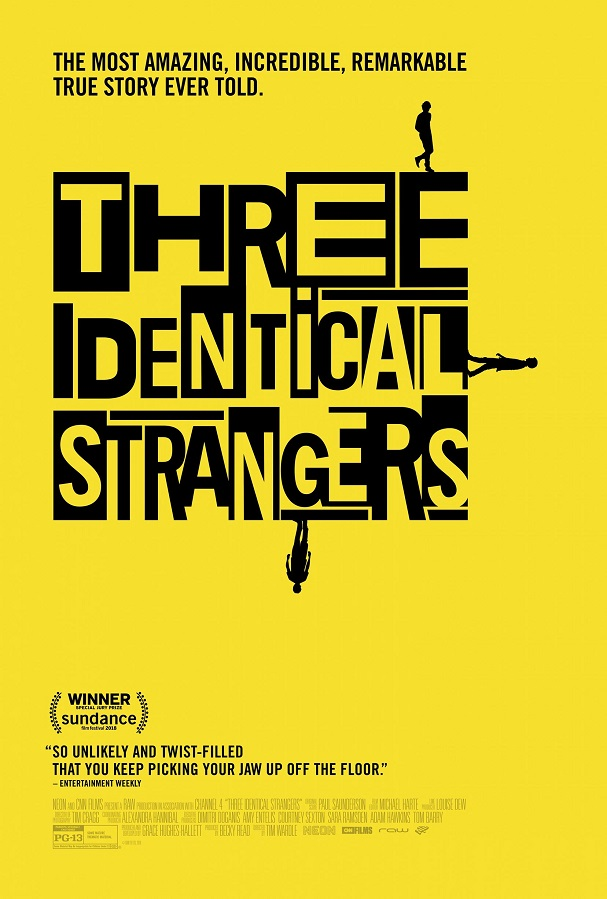 Three Identical Strangers poster 607