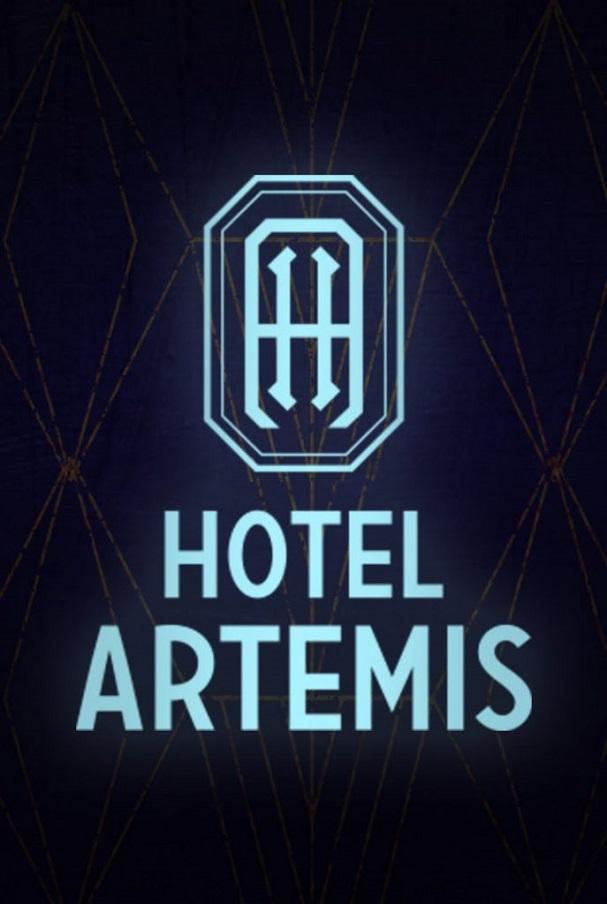 hotel artemis poster 607
