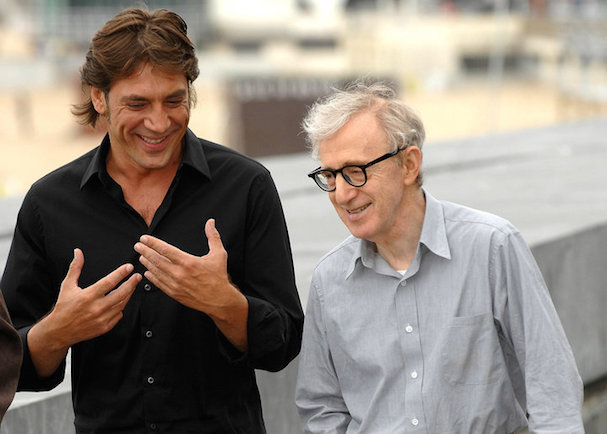 Woody Allen Javier Bardem 607 1