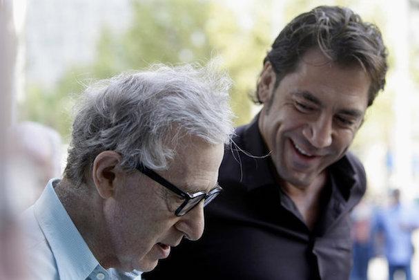 Woody Allen Javier Bardem 607 2