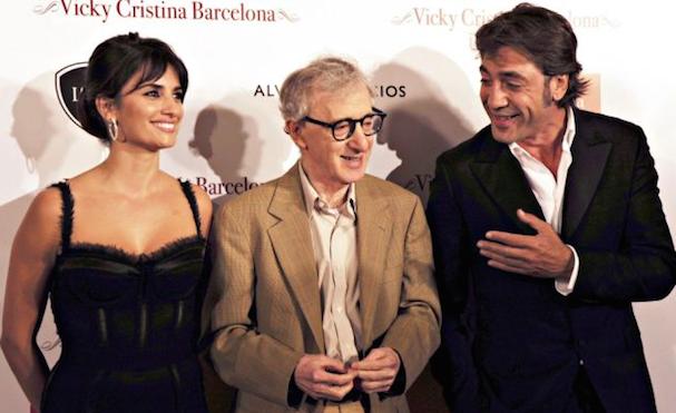 Woody Allen Javier Bardem 607 3
