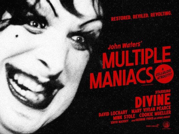 Multiple Maniacs 607