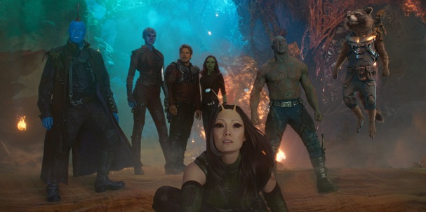 Guardians of The Galaxy. Vol.2