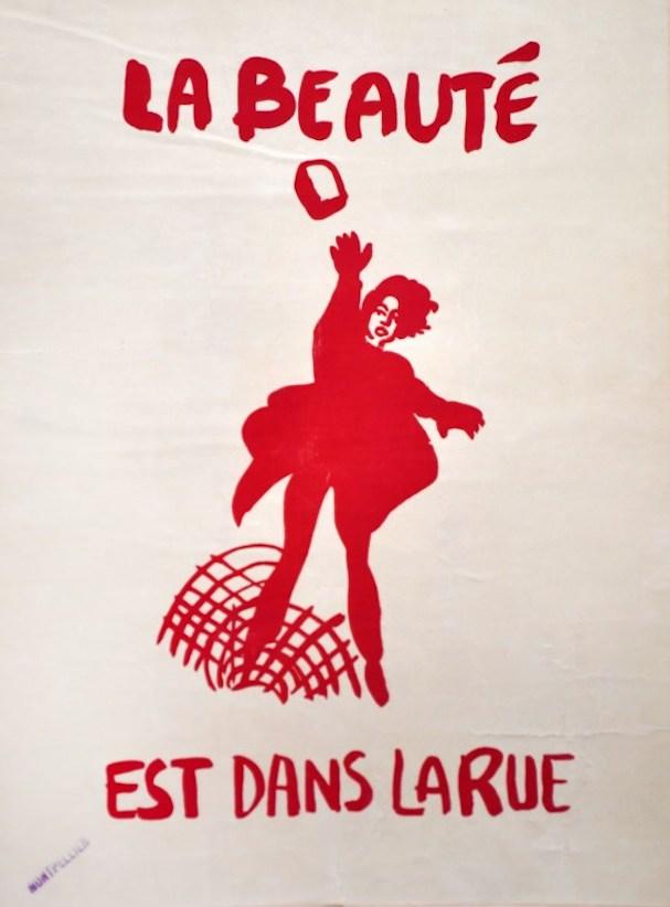 May 1968 poster