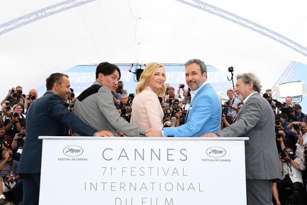 Cate Blanchett Jury Photo call 607 4