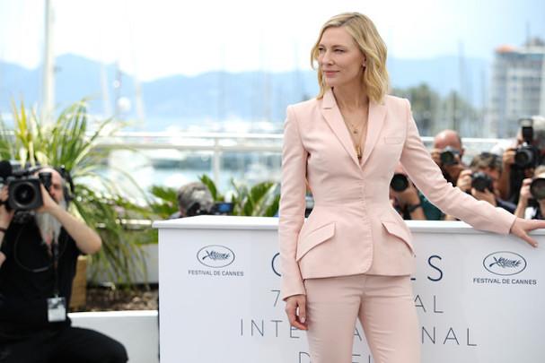 Cate Blanchett Jury Photo call 607 3