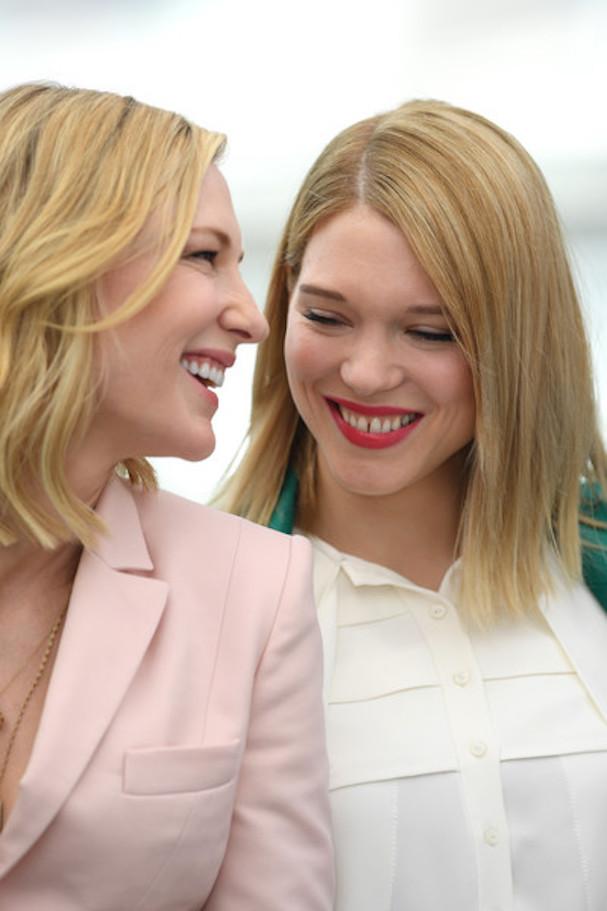 Cate Blanchett Jury Photo call 607 5