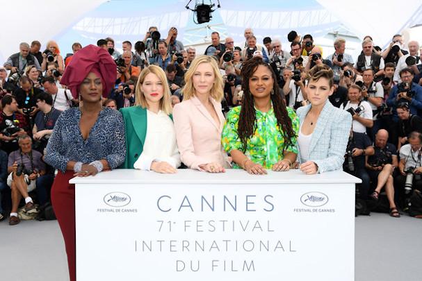 Cate Blanchett Jury Photo call 607 1