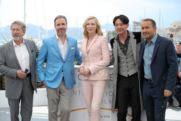 Cate Blanchett Jury Photo call 607 9