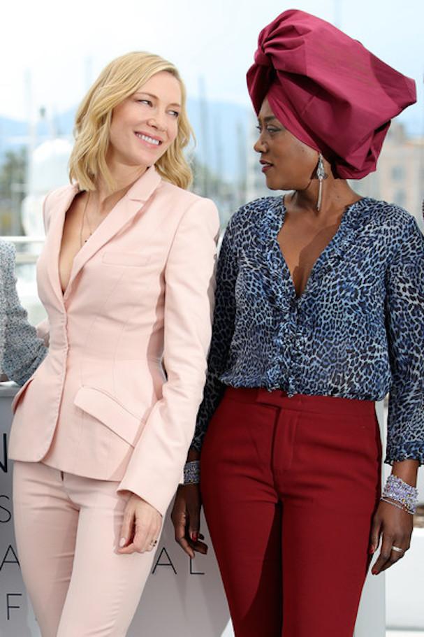 Cate Blanchett Jury Photo call 607 7