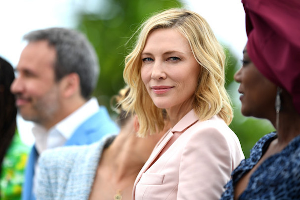 Cate Blanchett Jury Photo call 607 2