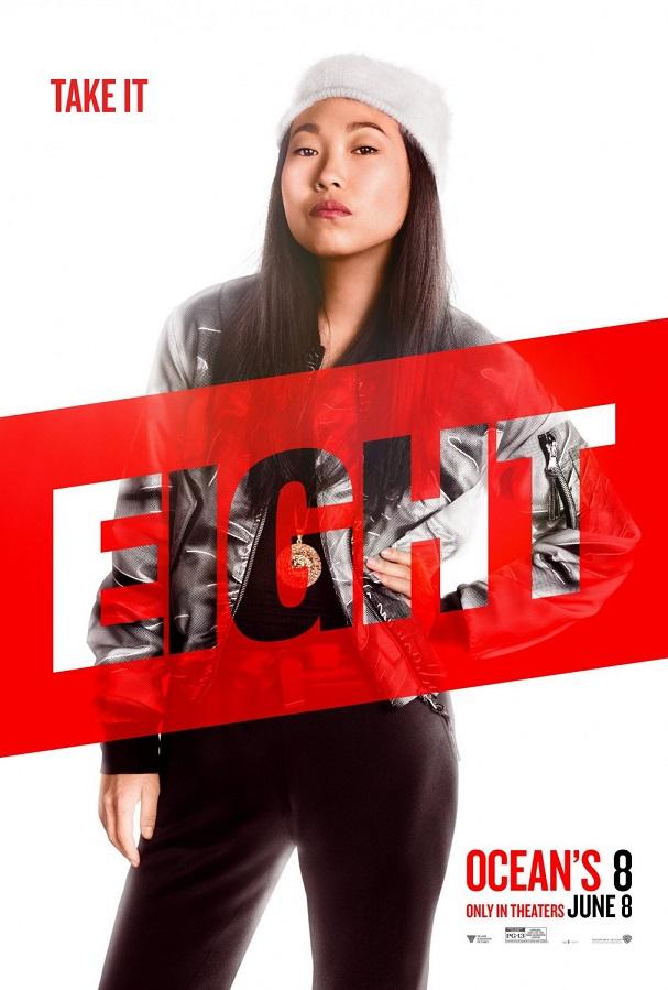 Ocean's 8 poster 607