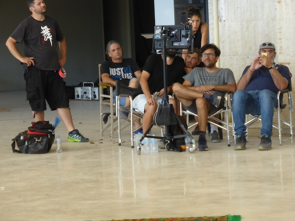 third kind backstage 607 6
