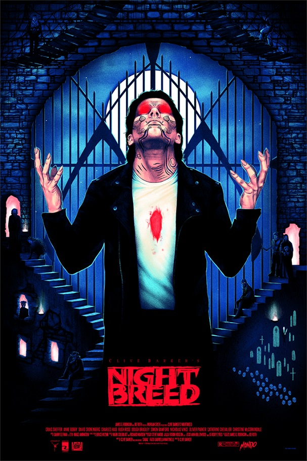 NIGHTBREED by Sara Deck 607