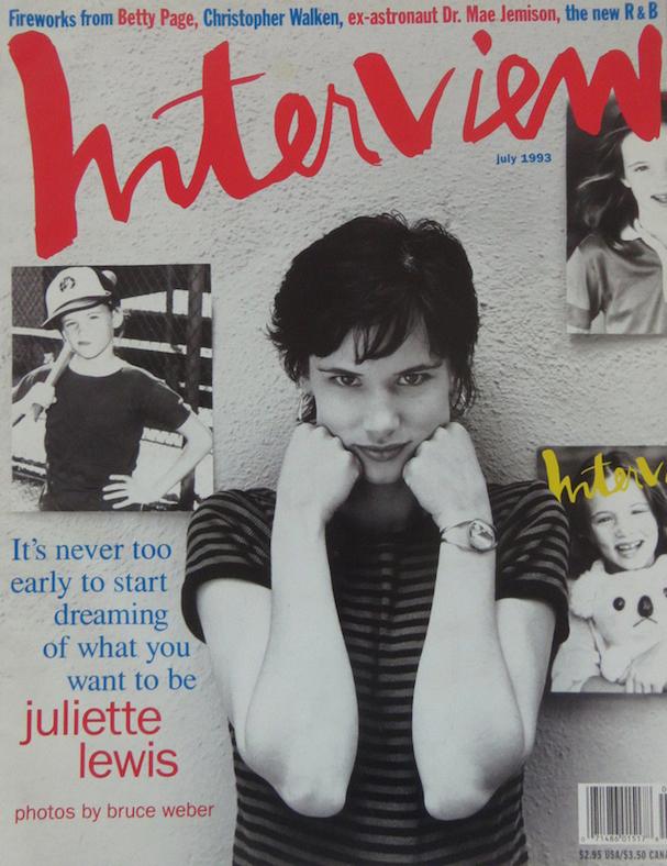 Interview Juliette Lewis