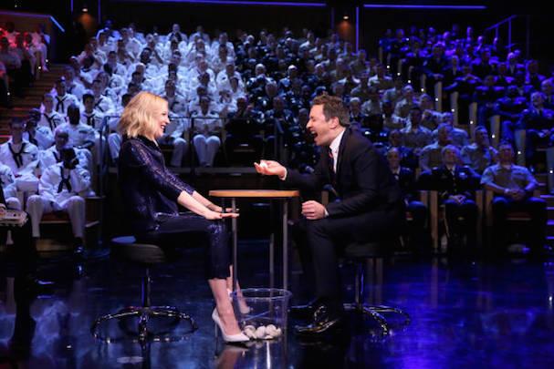 Cate Blanchett Jimmy Fallon 607 5