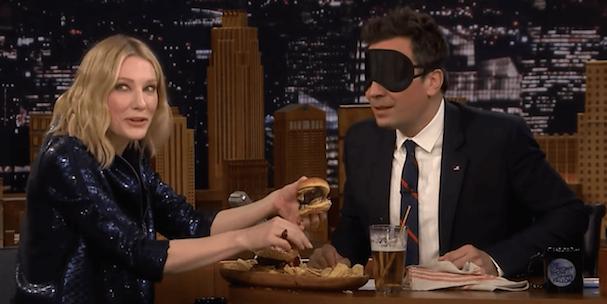 Cate Blanchett Jimmy Fallon 607 1