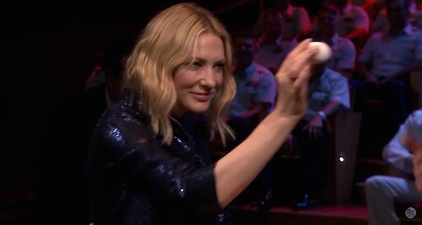 Cate Blanchett Jimmy Fallon 607 4