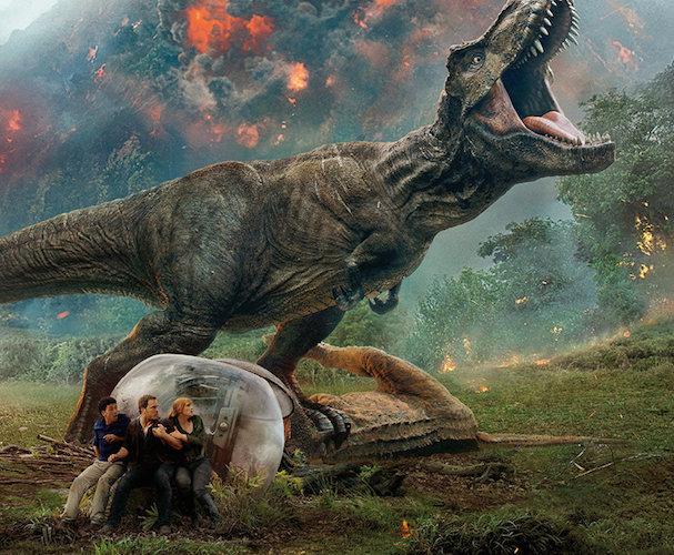 Jurassic World Fallen Kindgom