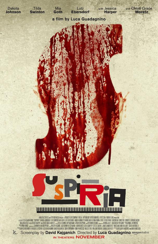 Suspiria Poster 607