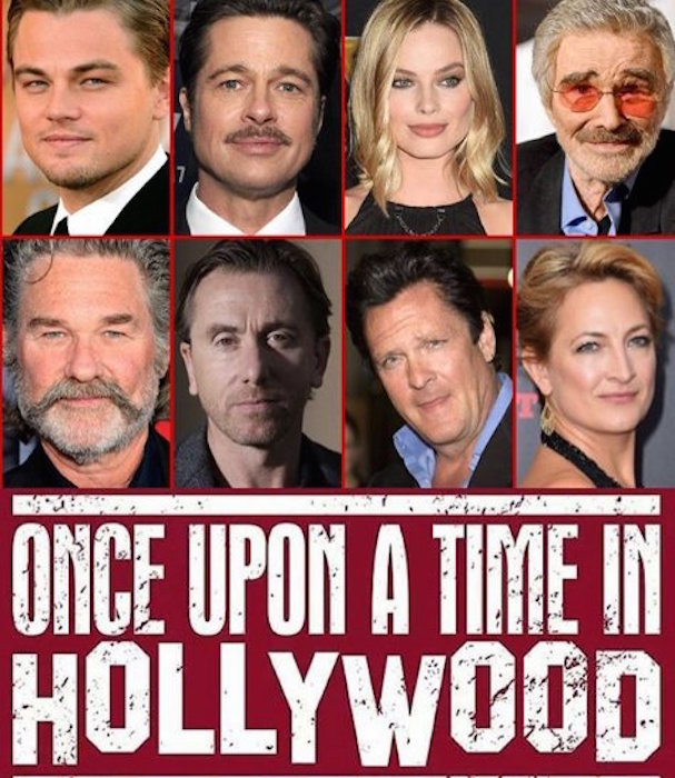 «Once Upon a Time in Hollywood» cast 607 1
