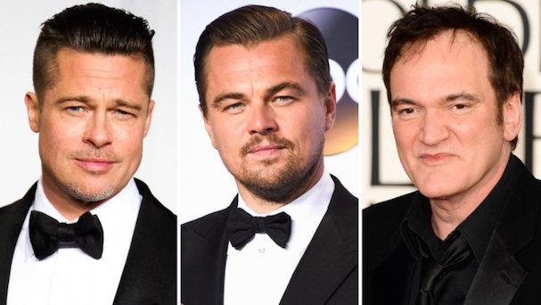 «Once Upon a Time in Hollywood» cast 607 3