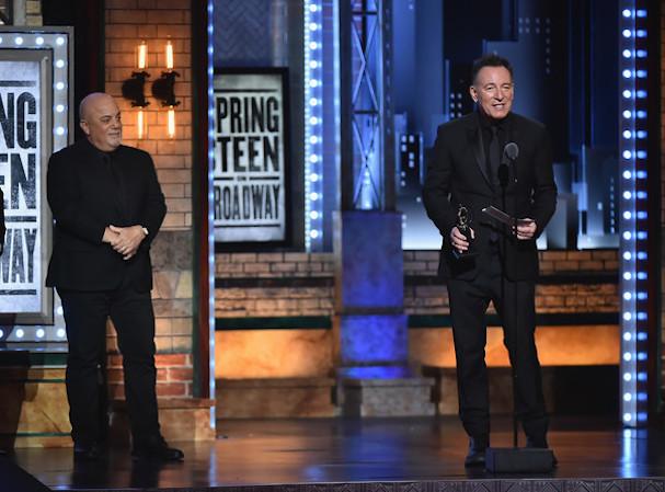 Bruce Springsteen Tony