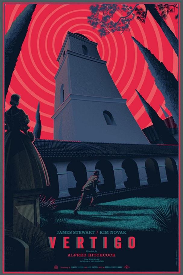 Vertigo Mondo Poster 607