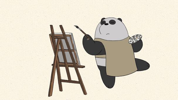 Panda's Art 607