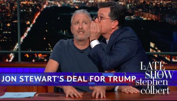 Jon Stewart 607