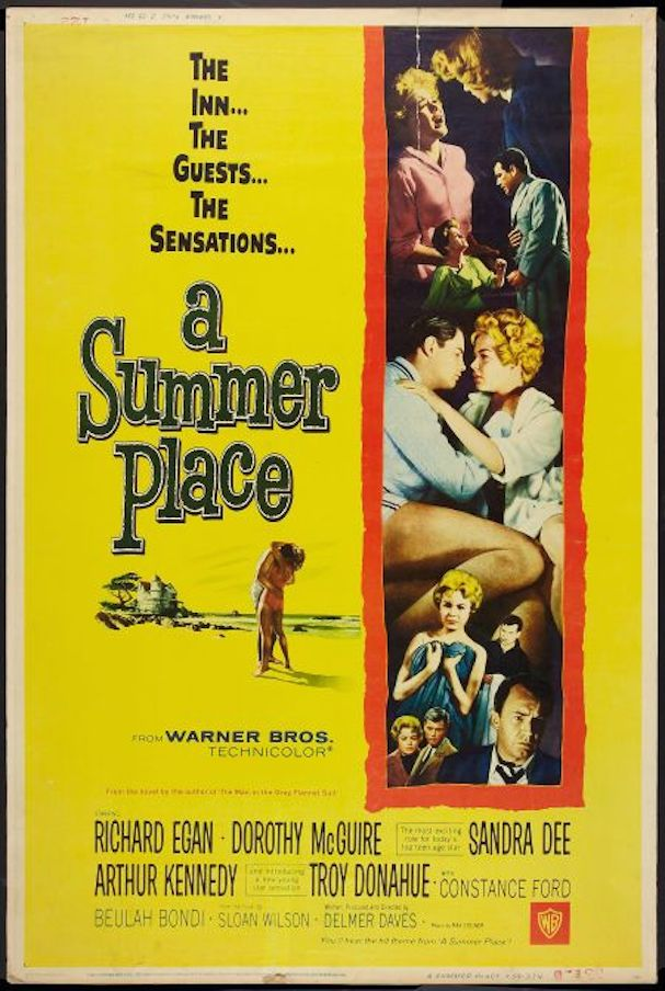 A Summer Place Poster 607