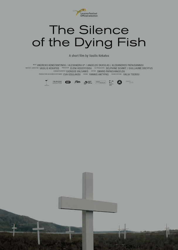 The Silence of the Dying Fish Poster
