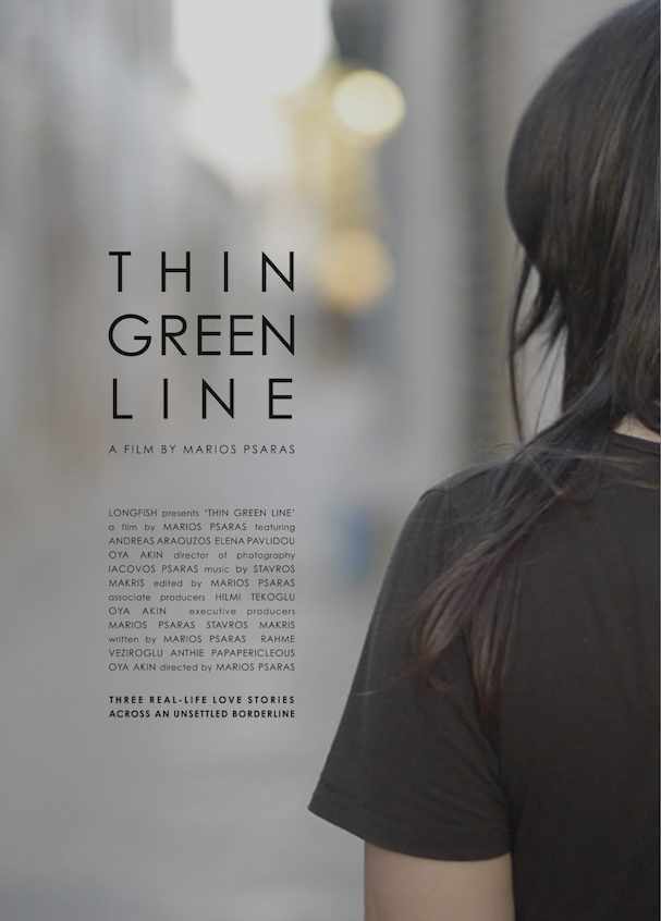 Thin Green Line Poster 607