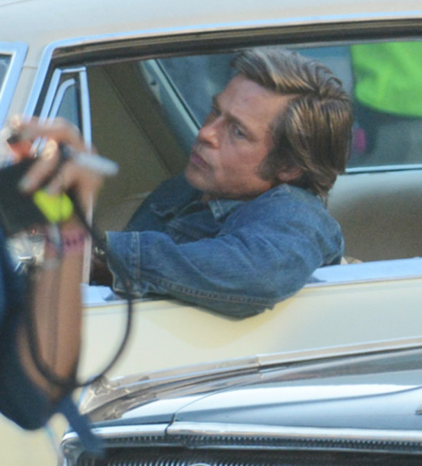 once upon a time in hollywood set photos 607