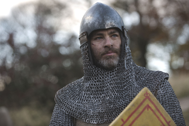 the outlaw king 607