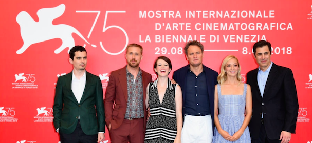 First Man press conference 607 7